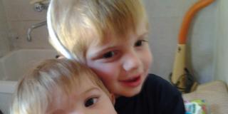 Michael e Mattia sono i bimbi della settimana