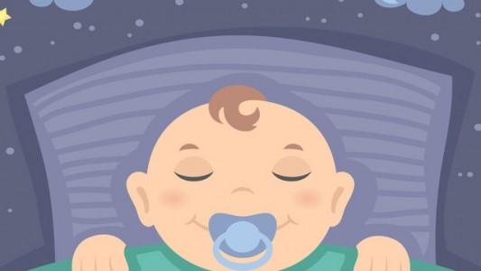 Neonato: dormire sulla schiena non influenza lo sviluppo motorio