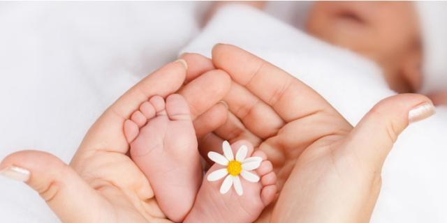 Neonato: i piccoli problemi della pelle