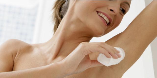 Deodoranti: quali usare in gravidanza?