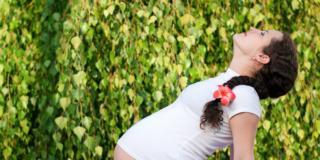 Gli esercizi preparto che facilitano la nascita del bambino