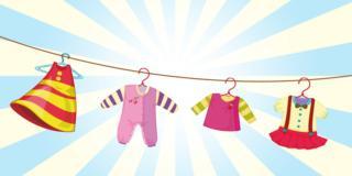 Corredino del neonato: tutti i trucchi per lavarlo meglio
