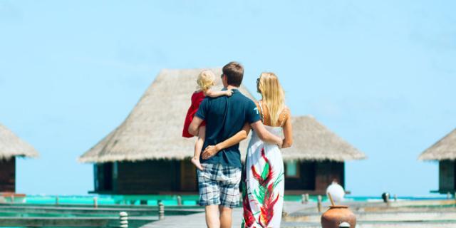 Vacanze: sconti per i bambini in hotel e su treni e aerei