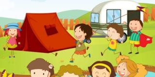 In vacanza con i bambini: tutti in campeggio!