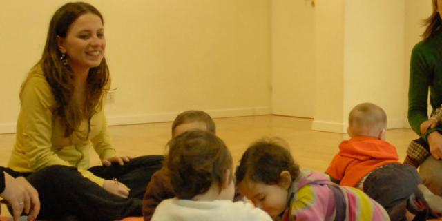 Corso di musica per bambini: si inizia già da neonati!