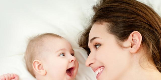 Allattamento: più facile se la mamma ha un carattere positivo