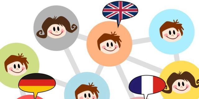Nei bambini bilingue il cervello si fa in due