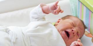 Coliche dei neonati: un aiuto dai probiotici