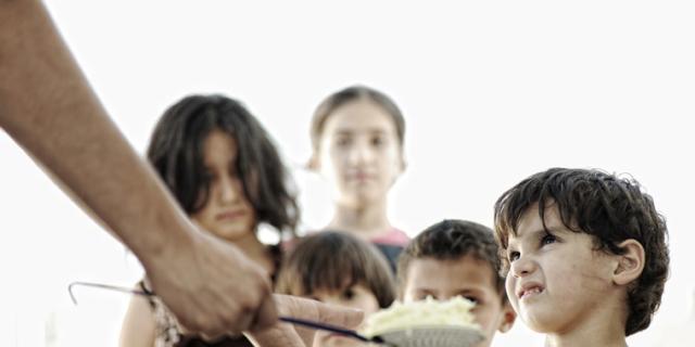 Anche i bambini risentono della crisi economica