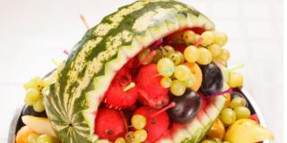 La dieta della frutta per dimagrire dopo il parto