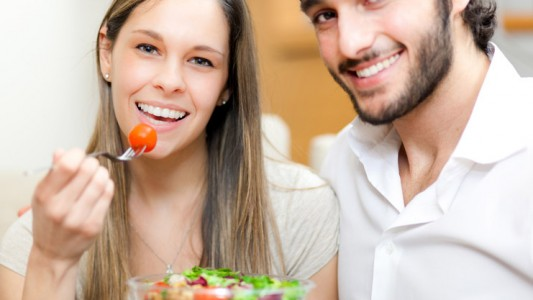Mangia sano: così aiuti la tua fertilità