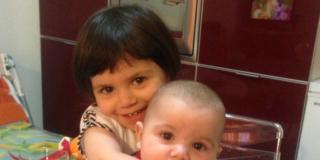 Gaia e Alessio sono i bimbi della settimana
