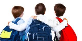 10 regole per prevenire il mal di schiena nei bambini