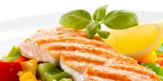 Per combattere l'ansia in gravidanza mangia più pesce