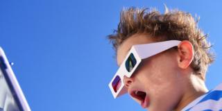 Occhiali 3D vietati ai bambini al di sotto dei sei anni