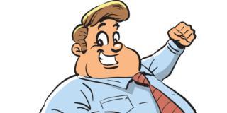Bambini obesi: più rischi se il padre è in sovrappeso