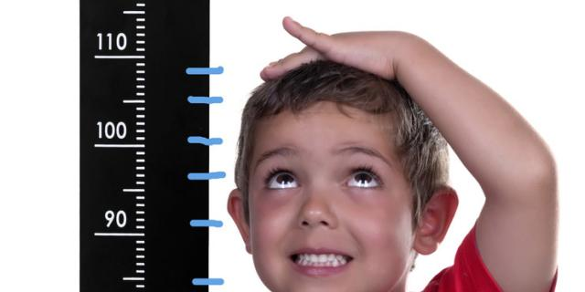 Crescita: più alti i bambini più puliti