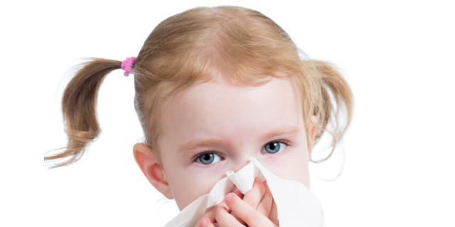 Rinite allergica: fra i bambini è boom