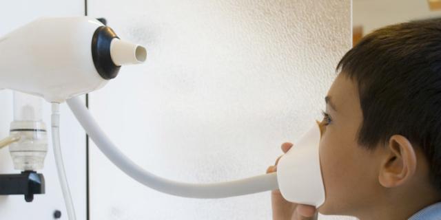 Malattie respiratorie: a Monza un centro di cure termali per bambini