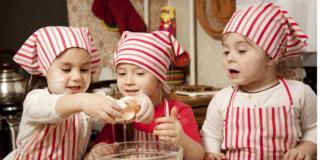 Il 5 e il 6 ottobre a Modena torna il festival di cucina per bambini
