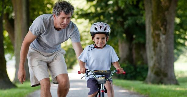 A Che Età Può Imparare Ad Andare In Bicicletta Bimbi Sani E Belli