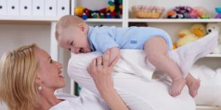 A far ginnastica si comincia da neonati!