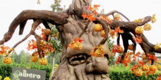 Nei parchi divertimento Halloween è già arrivato