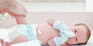 L'ombelico del neonato si è infiammato: che fare?