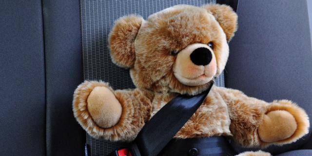 Seggiolini auto & co.: così la sicurezza è massima!