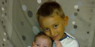 Elia e Davide sono i bimbi del giorno