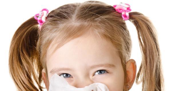 Manine sporche? Raffreddore in agguato nei bambini