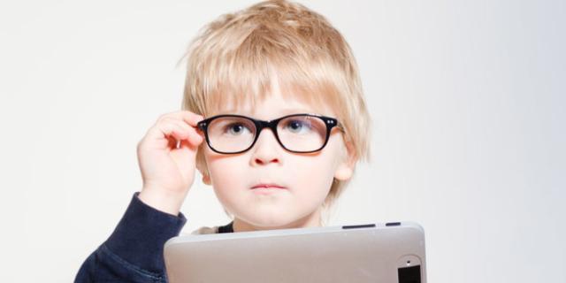 La dipendenza da tablet colpisce anche i bambini