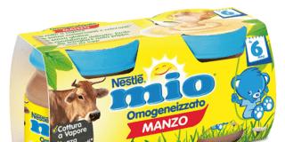 Omogeneizzato Manzo