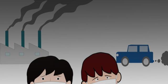 Lo smog fa ammalare di più i bambini asmatici