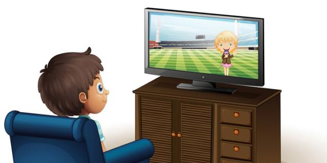Stare davanti alla tv fa pesare due chili in più