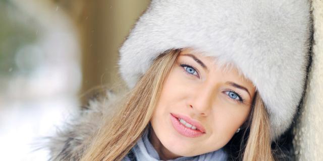 Come proteggere il viso da freddo e inquinamento