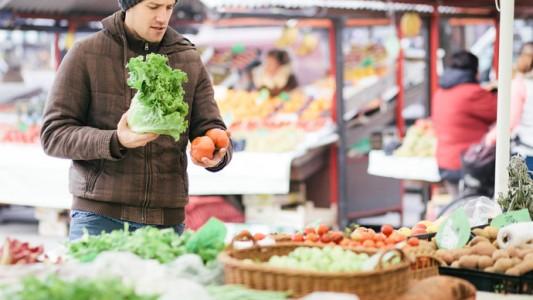 La dieta a colori difende la fertilità maschile
