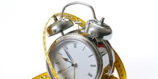 Vuoi dimagrire dopo il parto? Guarda l'orologio!