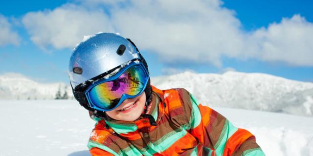 Le regole per far imparare ai bambini a sciare