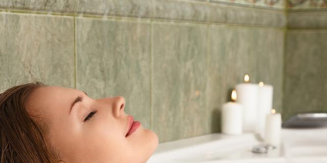 Spa a casa basta un bagno rilassante bimbi sani e belli - Bagno rilassante ...