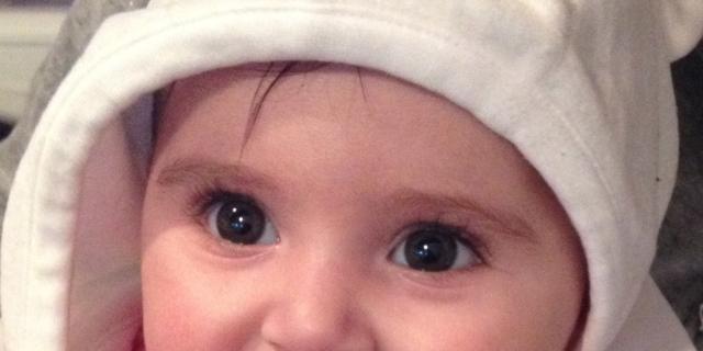Alyssa Pia è la bimba del giorno