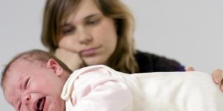 Probiotici per le coliche del bebè