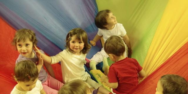 Laboratori per bambini: arte e musica fin da piccolissimi!