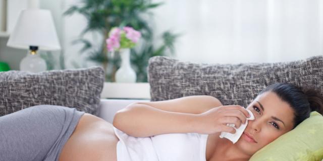 Gravidanza: 7 donne su 10 soffrono di depressione