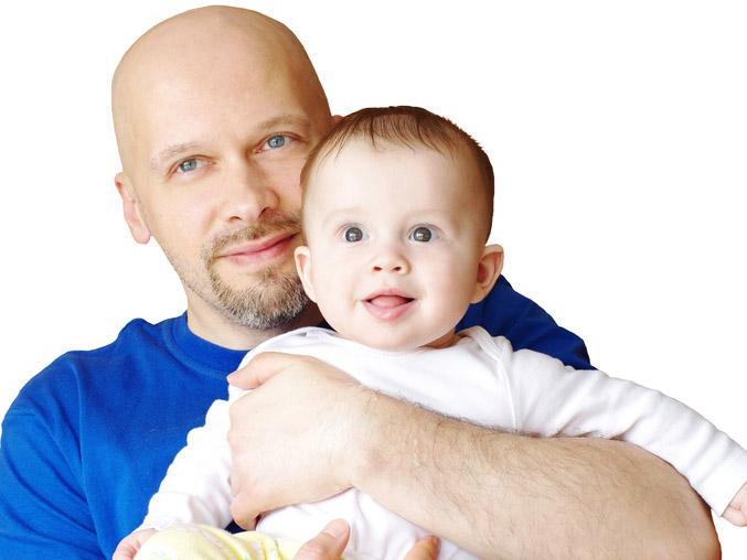 L'età del papà influenza il rischio di malattie mentali nei figli