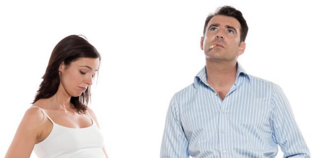Gravidanza: 1 donna su 2 subisce il fumo passivo