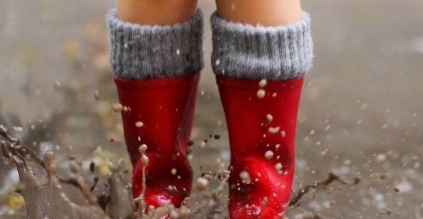 Allergie e bronchiti nei bambini: in aumento dopo piogge abbondanti