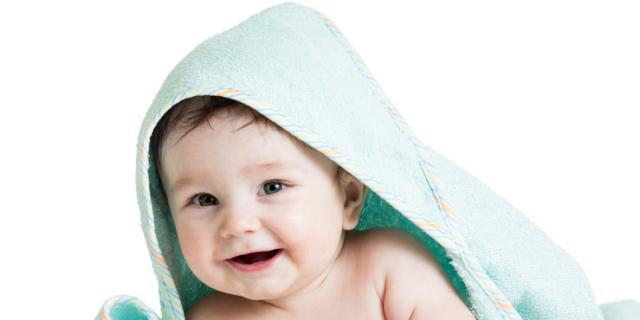 Pelle del bebè: no all'igiene eccessiva
