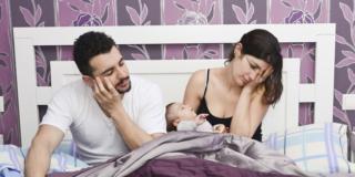 Neonati e risvegli notturni. Effetti sulla nascita dei fratelli?