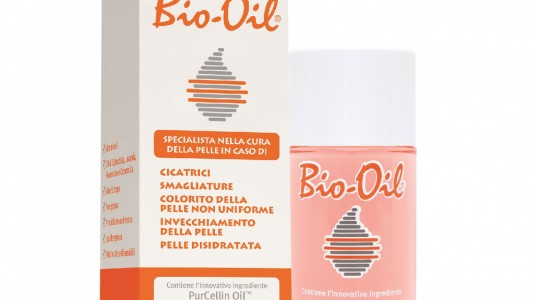 Un olio non olio per curare la pelle